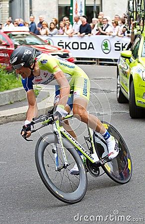 Ivan Basso Editorial Image