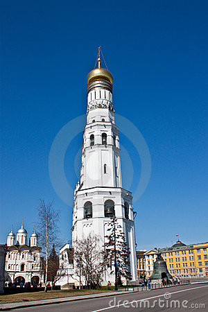 The Ivan the Great Bell-Tower complex