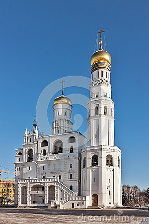 Ivan the Great Bell Tower, Moscow