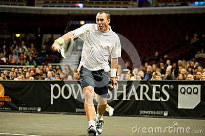 Ivan Lendl Editorial Stock Photo
