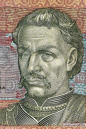 Ivan Mazepa Editorial Image