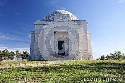 Ivan Mestrovic mausoleum in Otavice