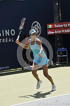 Ivanovic Ana WTA 27 Editorial Photography