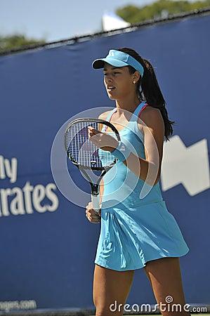 Ivanovic Ana WTA 57 Editorial Photography