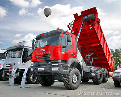 IVECO Trakker Editorial Photography