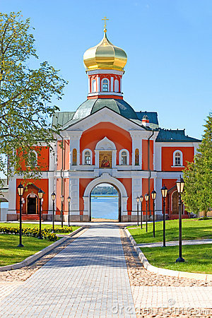 The Iversky Monastery