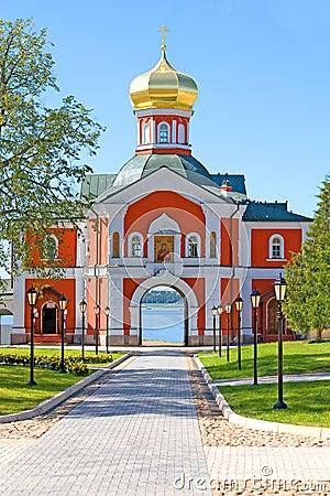 The Iversky Monastery
