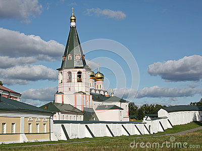 Iversky monastery, Russia