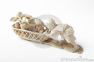 Ivory asian man