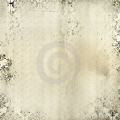 Ivory Damask Print Royalty Free Stock Photo - Image: 11608055