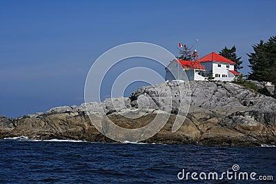 Ivory island lighthouse