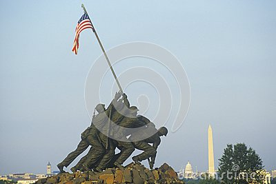Iwo Jima Editorial Photo