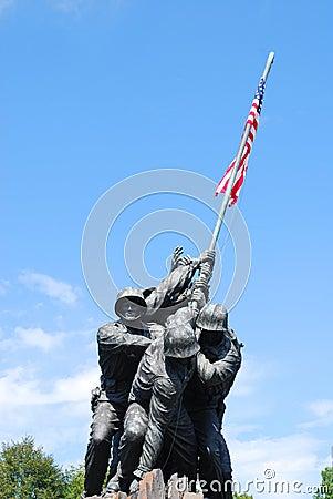 Iwo Jima Monument 1