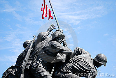 Iwo Jima Monument 2