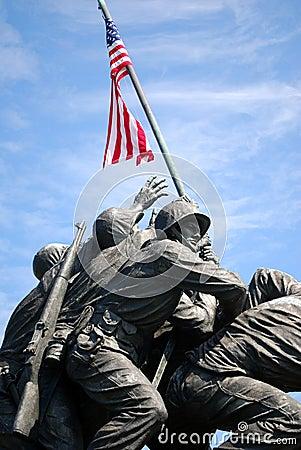 Iwo Jima Monument 3