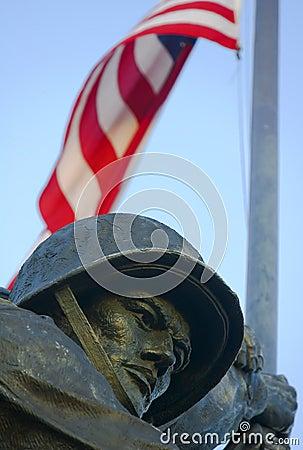 Iwo Jima War Memorial Washington, DC