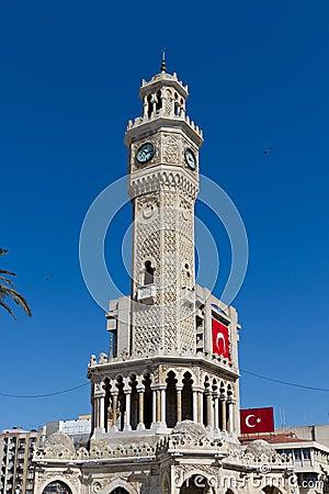Башня часов Izmir