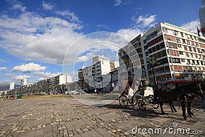 Izmir City Editorial Photo