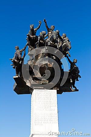 Izmir Gundogdu Monument
