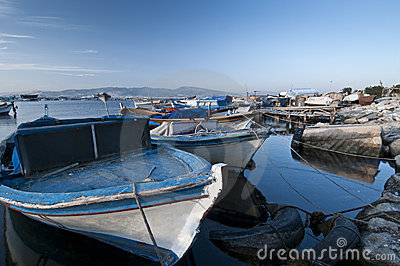 Izmir-Hafen
