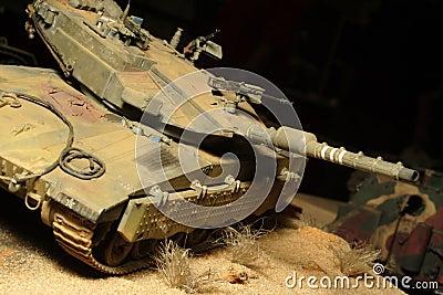 Izraeli Merkava tank