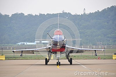 J-10 fighter Editorial Image