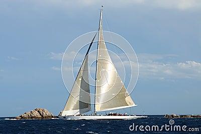 J-Class Maxi Yacht Ranger