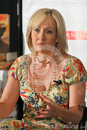 J K Rowling, Editorial Stock Photo