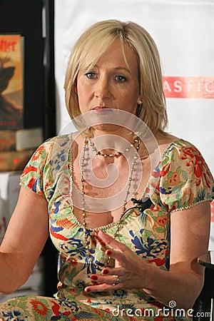 J K Rowling, Editorial Stock Photo
