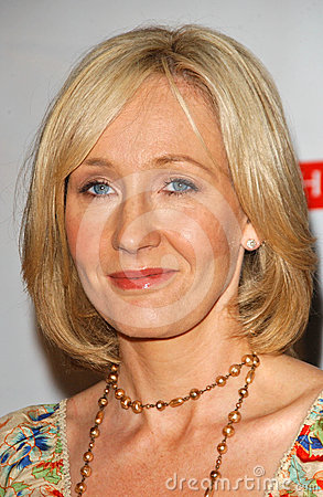 J K Rowling, Photo éditorial