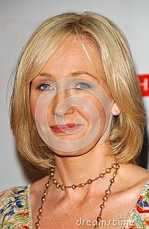 J K Rowling, Foto Editorial