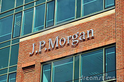J.P.Morgan Editorial Photography