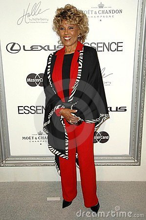 Ja net DuBois at the 2nd Annual Essence Black Women in Hollywood Awards Luncheon. Beverly Hills Hotel, Beverly Hills, CA. 02-19-09 Editorial Stock Photo