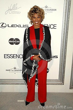 Ja net DuBois at the 2nd Annual Essence Black Women in Hollywood Awards Luncheon. Beverly Hills Hotel, Beverly Hills, CA. 02-19-09 Editorial Photography
