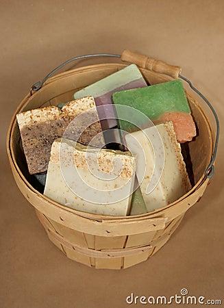Jabón hecho a mano