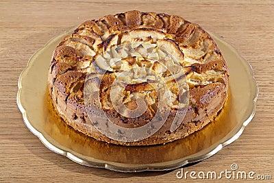 Jabłczany tort