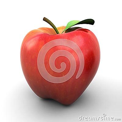 Jabłko świeży