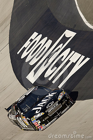 Jack Daniels ChevySprint Cup Series Food City 500 Editorial Photography