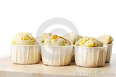 Jack fruit muffins