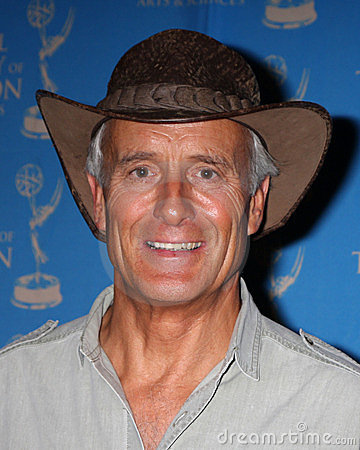 Jack Hanna Photo éditorial