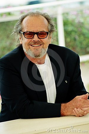 Free Jack Nicholson Royalty Free Stock Photography - 12772377