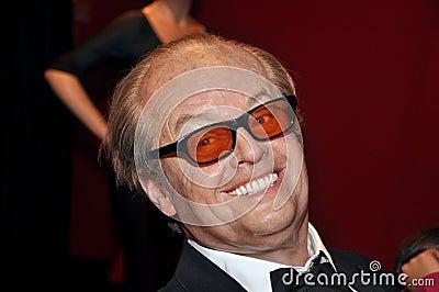 Jack Nicholson Editorial Stock Photo
