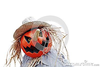 Jack o lantern Halloween.