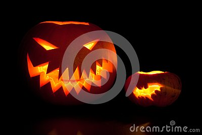 Jack-o -lanterns