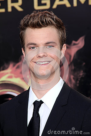 Jack Quaid Photo stock éditorial