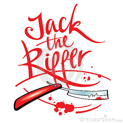 Free Jack The Ripper Royalty Free Stock Photos - 23730438