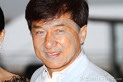 Jackie Chan Editorial Photography
