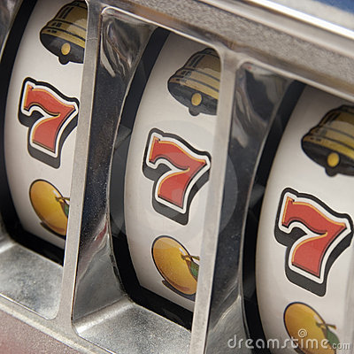 Jackpot three seven