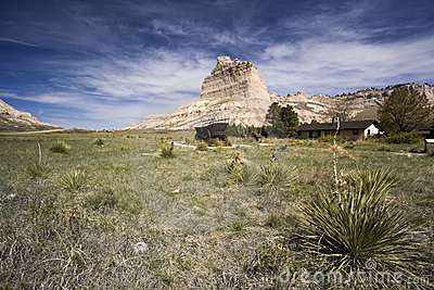 Jackson Butte Royalty Free Stock Photography - Image: 19458067