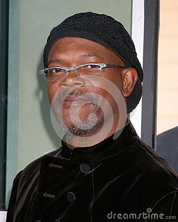Samuel L. Jackson Editorial Stock Image